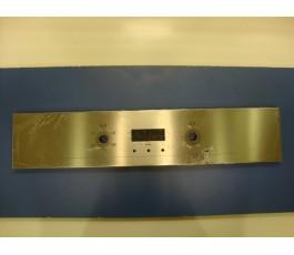 Frente mandos c/cristal HE-625 INOX