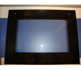 Cristal puerta horno exterior HE435/510/610 Negro