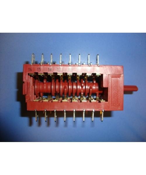 Conmutador S2K 9P HPA635 (891601) doble