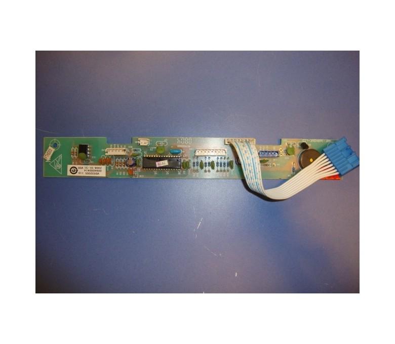 Circuito display CB340S