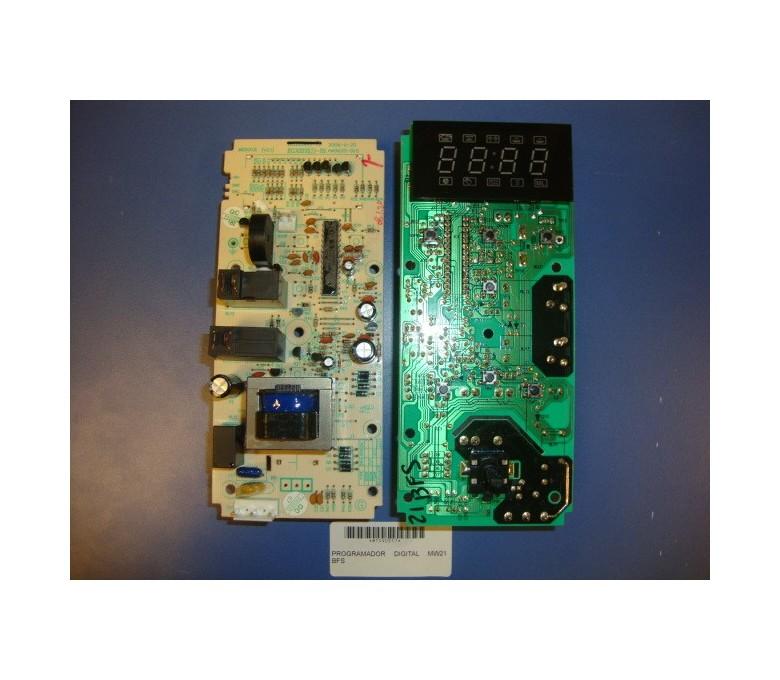 Programador digital MW21BFS