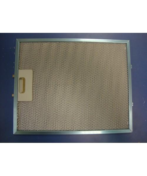Filtro metálico DS60/DS90 VR02 26x32cm anodixado