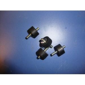 Silentblock cilindrico T16-8 M4