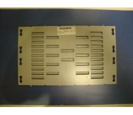 Rejilla limpiafacil DH2 70/90 central 200x340mm (plastico)