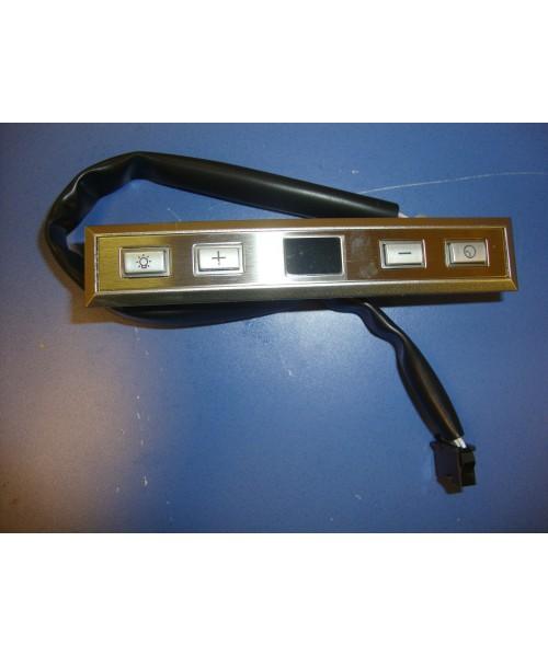 Conjunto mandos DH X85