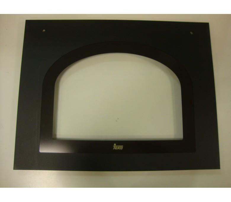 Cristal puerta anclado HR550 AT G Negro