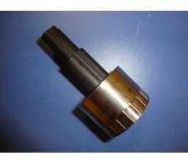 Mando S2K conmutador HS615 6P escamoteable