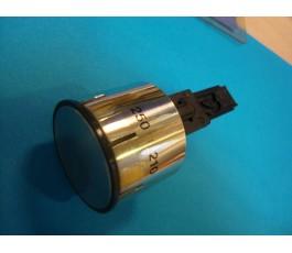 Mando escamoteable S08 termostato Inox HX720/HPX725