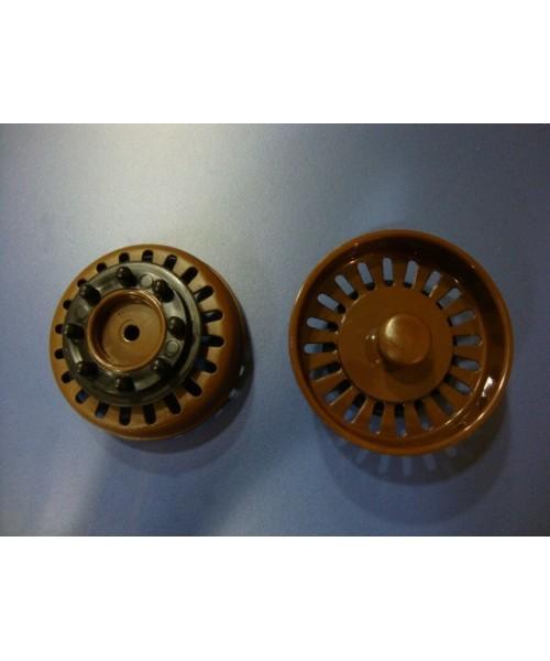 Tapon v/99 marron normal (8cm diametro sin eje)