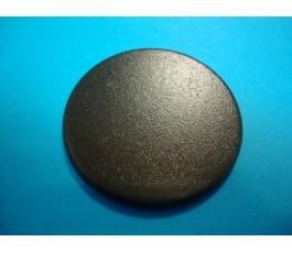 Tapa quemador Auxiliar 5.3cm negro mate EFX