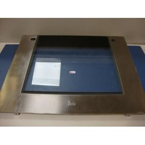 Cristal puerta anclado HL830/840 inox