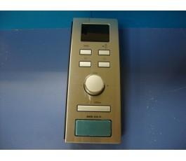Programador digital + frente mandos MWE 202 FI Inox completo