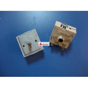 Regulador de energia vitroceramica frontal con Doble circuito