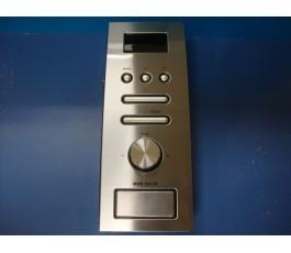 Programador digital + frente mandos MWE 220 FI Inox completo