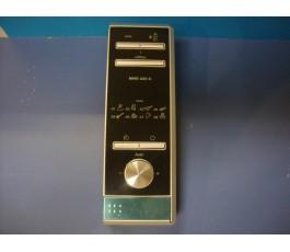 Programador digital + frente mandos MWE 225 G  Inox completo