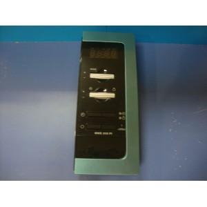Programador digital + frente mandos MWE 205 FI Inox completo