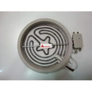 Placa electrica Vitro PARA 7 POSICIONES DE MANDO XXXmm(diametro util) xxxxW(potencia)