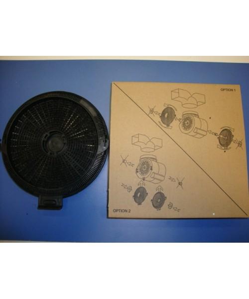 Filtro carbon decorativas Modernas (motor plastico)