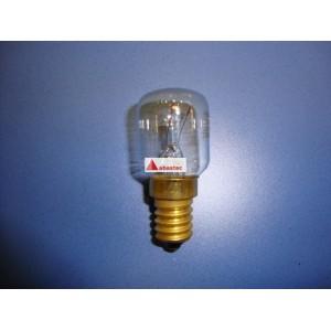 Lampara para hornos actuales 25w 300grados E14 (HC/HI/HA)