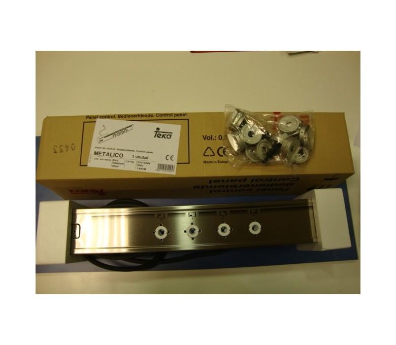 Panel control metalico.1 Inox