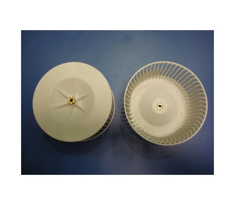 Rodete motor campanas 2 motor ó derecho (dia140mm,alt68mm)