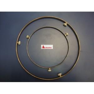 Soportes bandejas microondas metal (obsoletos) sustituidos por 93163616 ó 93183405