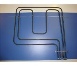 Resistencia horno 1100/1500w 220v grill doble actual HC/HI/HR
