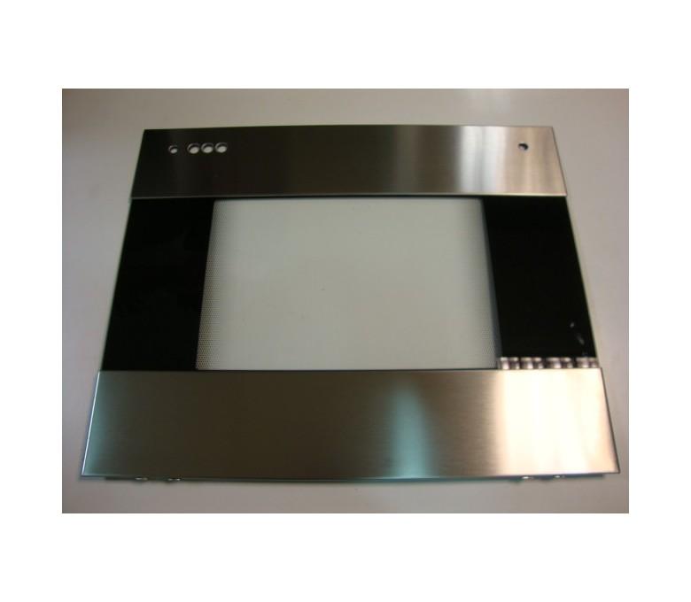 Cristal puerta pegado Inox horno HM535