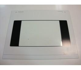 Cristal puerta horno HT490/510 blanco (antes del 98)