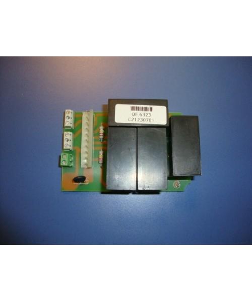 Tarjeta de conexiones y condensadores DI/DM Vr02